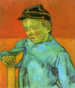 The Schoolboy (Camille Roulin)
