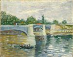 The Seine with the Pont de la Grande Jatte