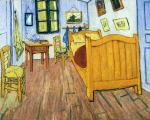 Vincent's Bedroom in Arles 1888