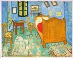Vincent's Bedroom in Arles 1889