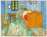 Vincent's Bedroom in Arles 1889