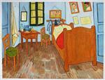 Vincent's Bedroom in Arles