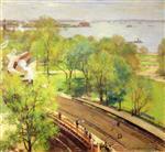 Battery Park - Spring