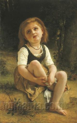 The Little Sufferer