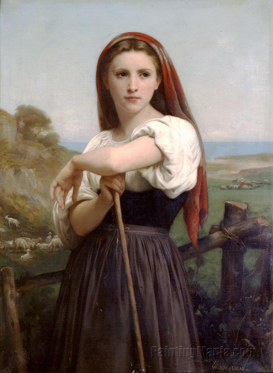 Young Shepherdess