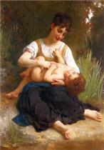 Adolphus Child And Teen