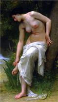 After the Bath 1894