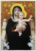 The Madonna of the Lilies