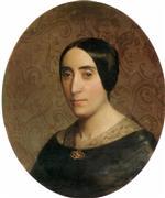 A Portrait of Amelina Dufaud