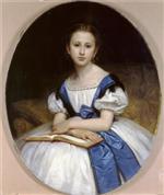Portrait of Mlle Brissac
