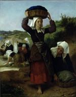 Washerwomen of Fouesnant