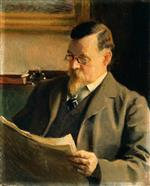 Portrait of the Artist's Father (James Paxton)
