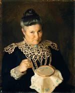 Portrait of the Artist's Mother (Rose Paxton)