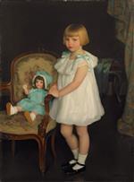 Portrait of Eleanor Anne Schrafft