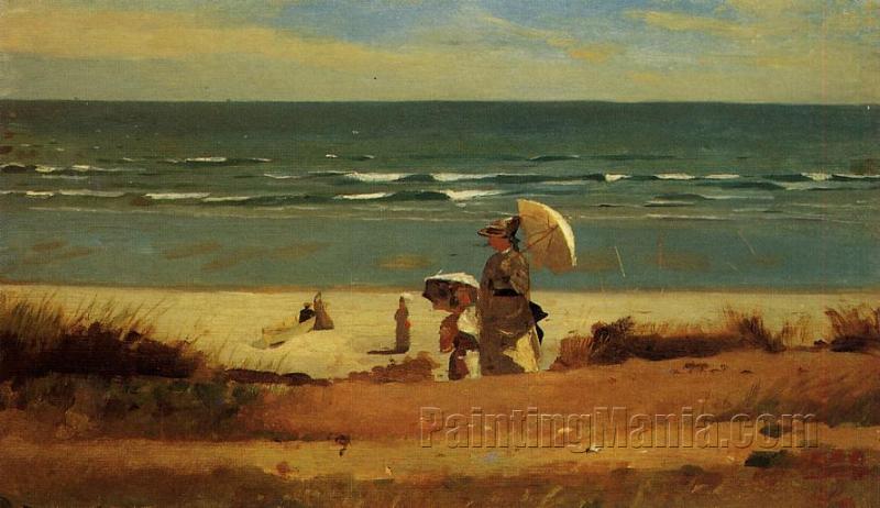 On the Beach, Marshfield